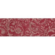 Декоративная плитка Fap Color Now Damasco Marsala Inserto 30.5x91.5 см, толщина 8.5 мм