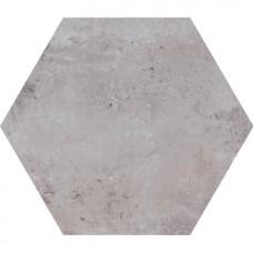 Фоновая плитка Fioranese Heritage Exagona Grey 34.5x40 см, толщина 9 мм