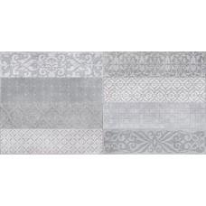 Декоративная плитка Gayafores Bricktrend Deco Grey 8.15x33.15 см