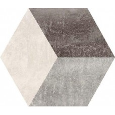 Декоративная плитка Goldencer Concrex Decor Cube 37x32 см