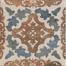 Декоративная плитка Goldencer Elba Decor Mix 25x25 см