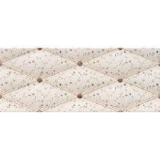 Декоративная плитка Goldencer Oldstone Capitone Primrose 23.5x58 см
