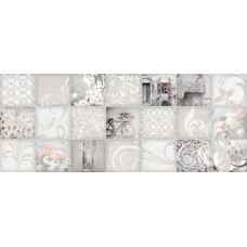 Декоративная плитка Halcon Clay Clay Mosaico Mix 20x50 см