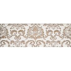 Декоративная плитка Impronta Couture Arabesque Oro Decoro 25x75 см, толщина 10.5 мм