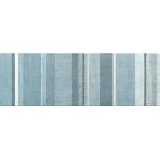 Декоративная плитка Impronta Couture Ocean Raye 25x75 см, толщина 10.5 мм