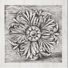 Декоративная плитка Iris Frenchwoods Carve Cork Formella 20x20 см, толщина 10 мм