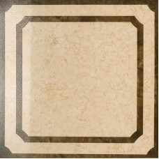 Декоративная плитка Italon Charme Amber Inserto Frame lux 59x59 см, толщина 9.5 мм