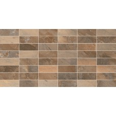 Декоративная плитка Kerasol Grand Canyon Decor Losetas Copper 31.6x63.2 см