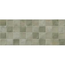 Декоративная плитка Keros Mayolica Decorado Musgo 20x50 см