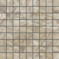 мозаика Kerranova Premium Marble Light Brown 30x30 см, толщина 10 мм