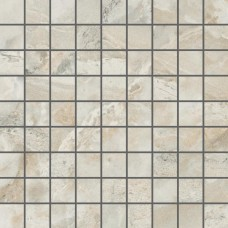 мозаика Kerranova Premium Marble Light Grey 30x30 см, толщина 10 мм