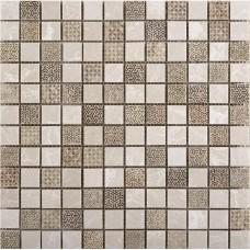 мозаика LAntic Colonial Mosaics Ancient Earth 30.5x30.5 см, толщина 10 мм