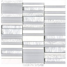 мозаика LAntic Colonial Mosaics Elements Pattern Water 29.7x29.7 см, толщина 9 мм