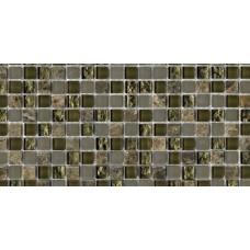 мозаика LAntic Colonial Mosaics Eternity Emperador 29.7x29.7 см, толщина 8 мм
