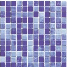 мозаика Mosavit Acquarella 1 Cobalto 31.6x31.6 см