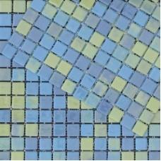 мозаика Mosavit Acquarella 5 Caribe 31.6x31.6 см