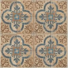 Декоративная плитка Natucer American Newton 22.5x22.5 см