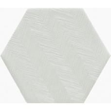 Декоративная плитка Natucer Art Monet Hex Rampa Moon 11.4x13 см