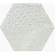 Декоративная плитка Natucer Art Picasso Hex Rampa Moon 11.4x13 см
