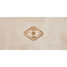 Декоративная плитка Navarti Agora Inserto Ventana Oka Marfil 25x50 см