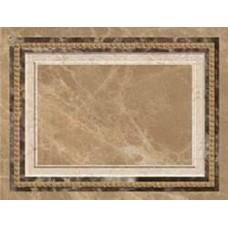 Декоративная плитка Navarti Emperador Decor Q Crema 19x25 см