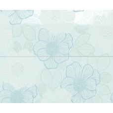 панно Novabell Milady Bloom Water Green Composizione 50x60 см, толщина 10 мм