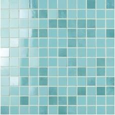 мозаика Novabell Milady Mosaico Lustro Mint 30x30 см, толщина 10 мм