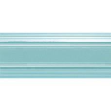 Декоративная плитка Novabell Milady Stripes Mint 25x60 см, толщина 10 мм
