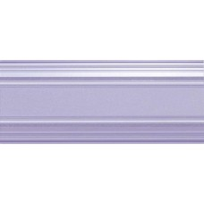 Декоративная плитка Novabell Milady Stripes Violet 25x60 см, толщина 10 мм