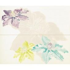 панно Novabell Musa Orchidee White 50x60 см, толщина 10 мм