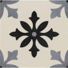 Декоративная плитка Pamesa Art Degas Blanco 22.3x22.3 см, толщина 11 мм