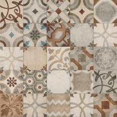 Декоративная плитка Pastorelli Shade Carpet 30x30 см, толщина 10.3 мм