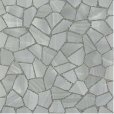 Декоративная плитка Piemme Valentino Bits Pieces Ash Grain Facet 60x60 см, толщина 9.5 мм