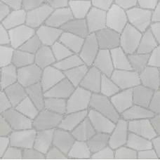 Декоративная плитка Piemme Valentino Bits Pieces Steel Grain Facet 60x60 см, толщина 9.5 мм