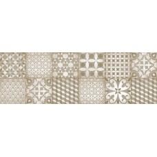 Декоративная плитка Plaza Silex Decor Hydra Beige Rectificado 30x90 см