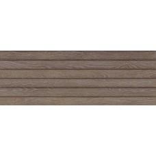 Декоративная плитка Porcelanosa Chester Line Castano 31.6x90 см, толщина 1.18 мм