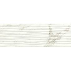 Декоративная плитка Ragno Bistrot Calacatta Michelangelo Struttura Dune 40x120 см, толщина 8 мм