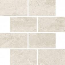 Декоративная плитка Rex Ardoise Blanc MuReto 30x30 см, толщина 6 мм