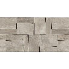 Декоративная плитка Rex Ardoise Modulo Muretto 3d Plombe 30x30 см, толщина 6 мм