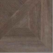 Декоративная плитка Roberto Cavalli Rinascimento Intarsio Mogano Rett. 50x50 см, толщина 10.5 мм