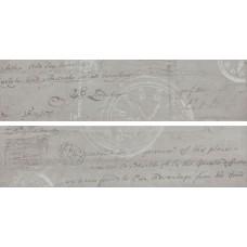 Декоративная плитка Rondine Beton Age Parole Mix Gris 15x60 см, толщина 9.5 мм