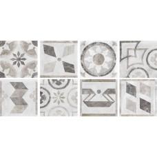 Декоративная плитка Rondine Icon Folc Light 60x60 см, толщина 10 мм