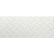Декоративная плитка Sanchis Vernissage Decor Pyramid Blanco 20x50 см