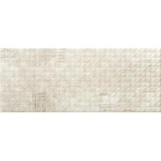 Декоративная плитка Sanchis Vernissage Decor Pyramid Marfil 20x50 см