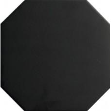 Фоновая плитка Self Imperiale Ottagono Residential Pure Black 15x15 см, толщина 8 мм