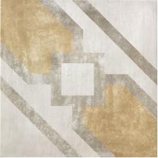 Декоративная плитка Serenissima Anni 70 Ins Zafferano Aurora 48x48 см, толщина 10 мм