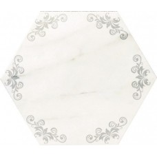 Декоративная плитка Serenissima Canalgrande Esagona Trama 24x27.7 см, толщина 10 мм