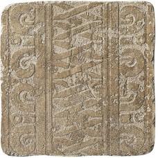 Декоративная плитка Settecento Maya Azteca Fascia Yucatan Bruno 32.7x32.7 см, толщина 10 мм