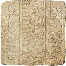 Декоративная плитка Settecento Maya Azteca Fascia Yucatan Sabbia 32.7x32.7 см, толщина 10 мм