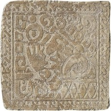 Декоративная плитка Settecento Maya Azteca Inserto Yucatan A Bruno 32.7x32.7 см, толщина 10 мм